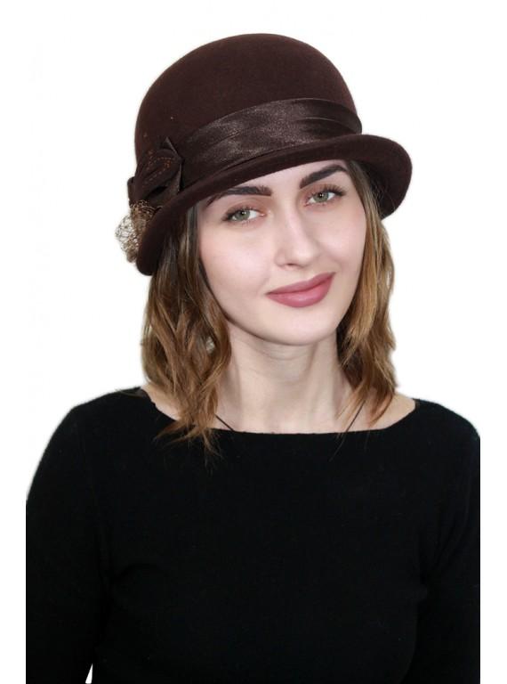 """Шляпка """"Лисиа"""""""