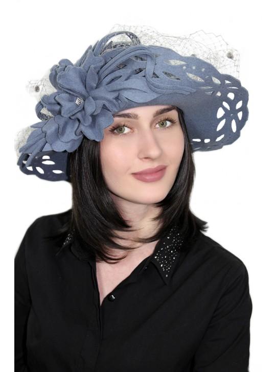 """Шляпа """"Маркиза"""""""