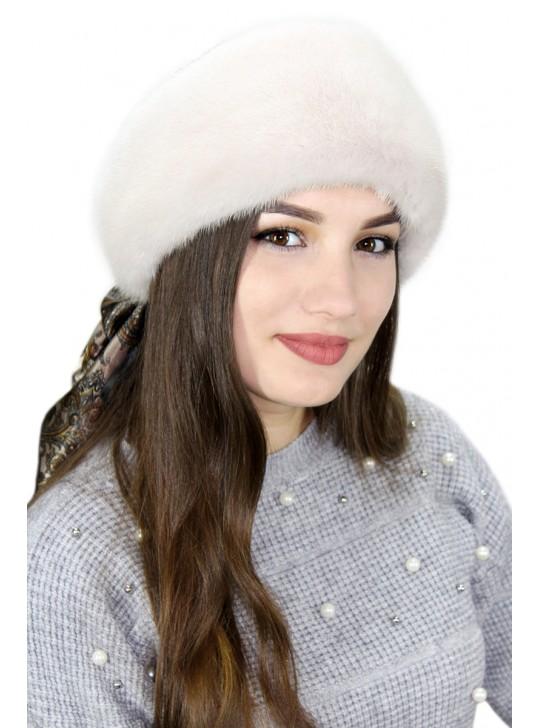 "Меховая бандана ""Ровена"""
