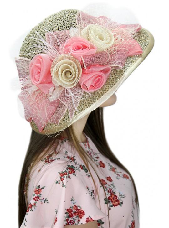 """Шляпа """"Розея"""""""