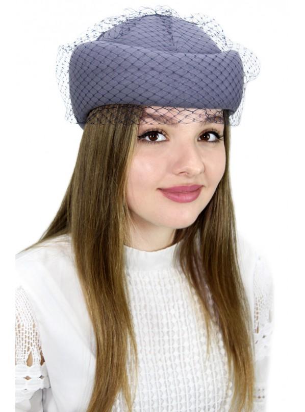 "Шляпка-таблетка ""Шанти"""
